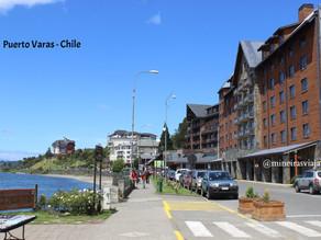 Puerto Varas: linda cidade no sul do Chile.