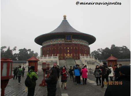 Temple of heaven: ponto turístico de Pequim