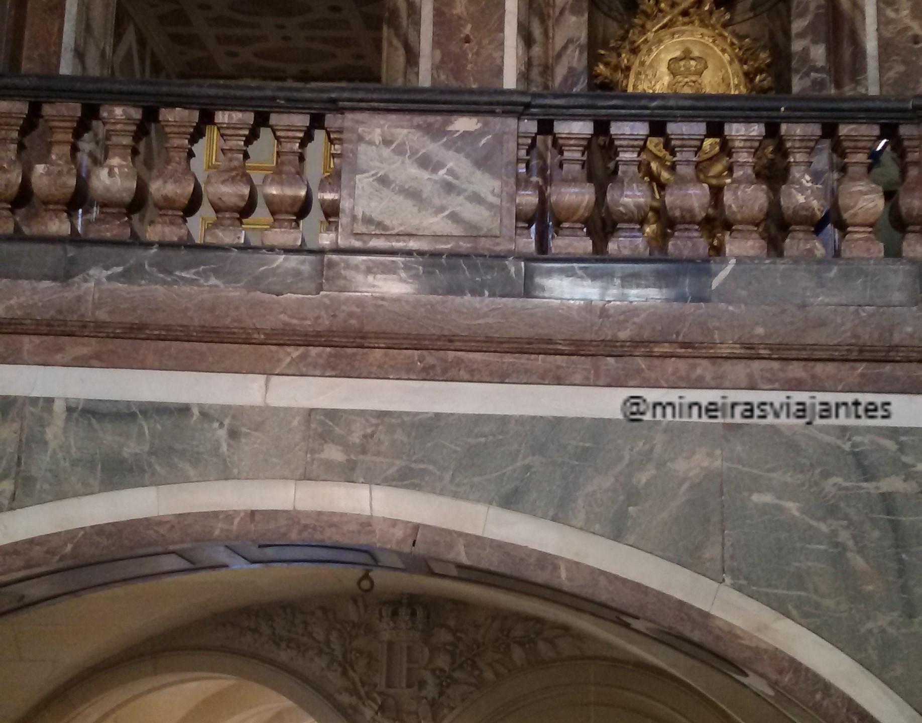 Escadas de Versailles