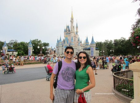 Parques Disney - Orlando: Magic Kingdom, Epcot, Hollywood Studios e Animal Kingdom