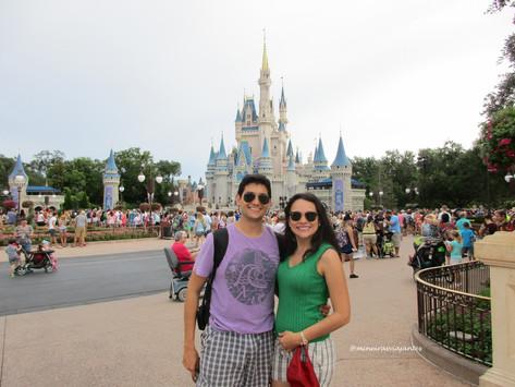 Parques Disney - Orlando: Magic Kingdom, Epcot, Hollywood Studios e Animal Kingdom