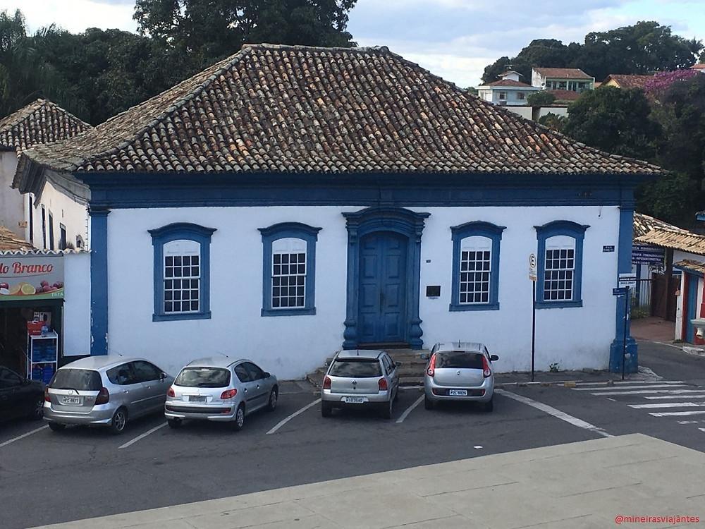 Museu Aurélio Dolabella - Solar Teixeira da Costa