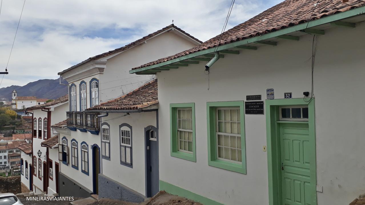 Casarões de Ouro Preto