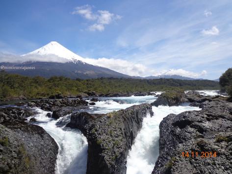 Frutillar, Saltos del Petrohué e Lago Todos Los Santos - Chile
