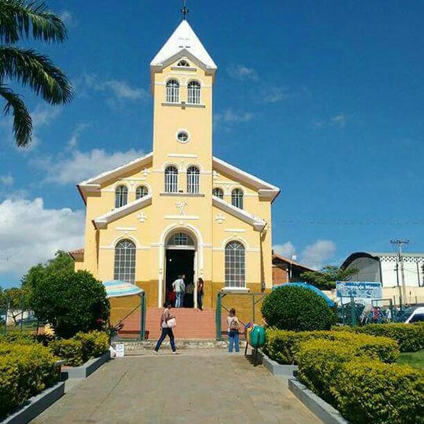 Igreja São José em São José de Almei