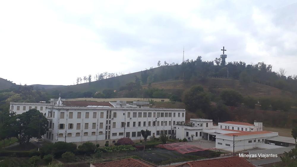 Vista para o Morro do Cruzeiro
