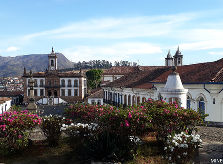 Ouro Preto: turistando pelas ladeiras da cidade histórica