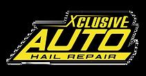Xclusive Hail Repair Logo