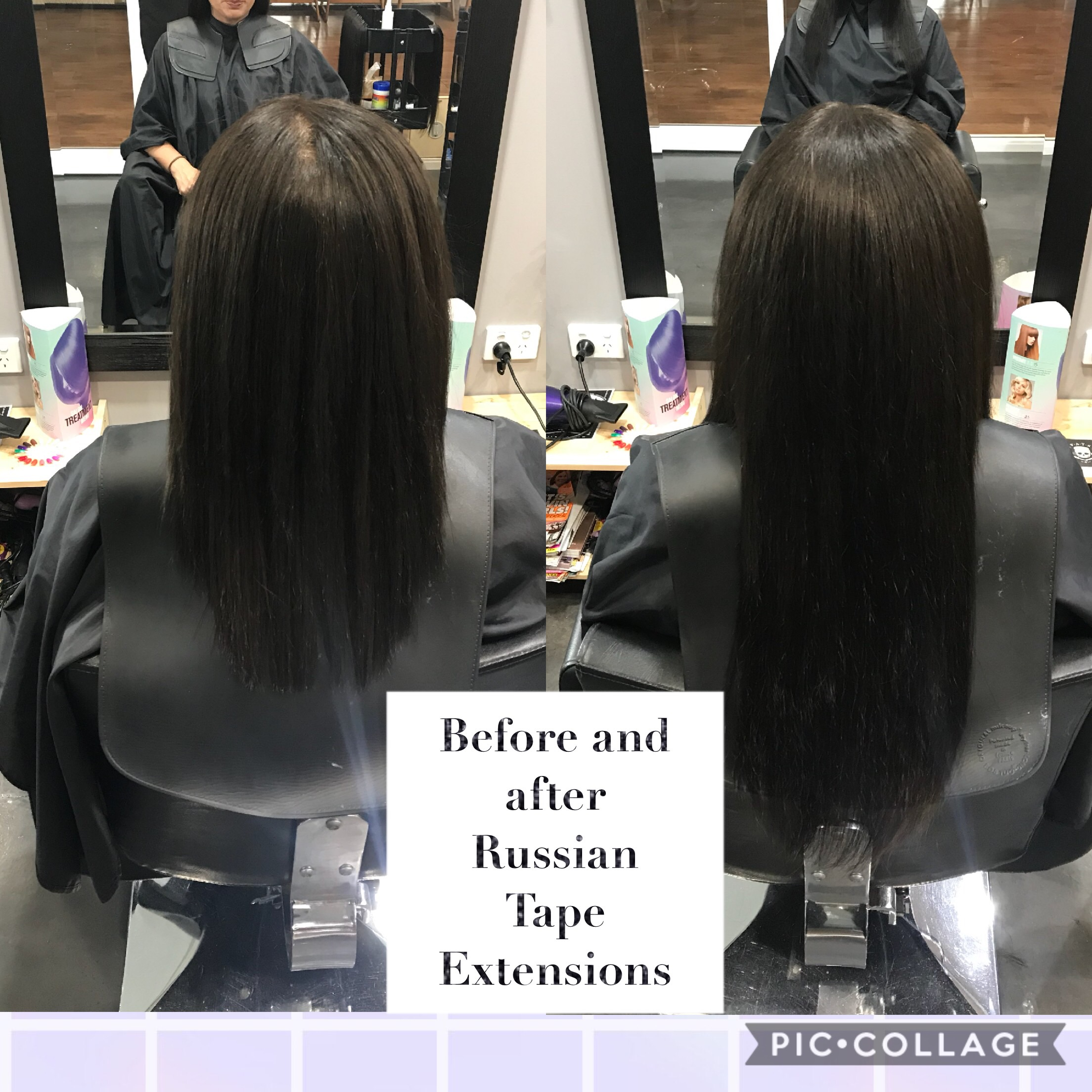 Hair extensions Surfers paradise