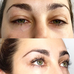 Lash Lift, Hollywood...