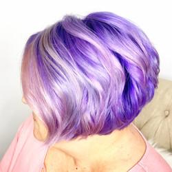 Fairy floss hair