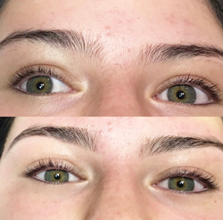 Lash Lift & Brows