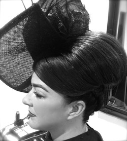 Melbourne cup hair and makeup