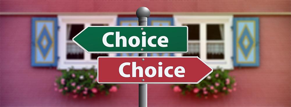 בחירה נכונה אימון אישי