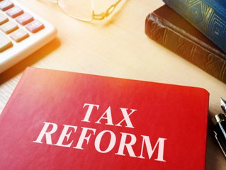 7 Key Changes Under the 2018 Tax Reform