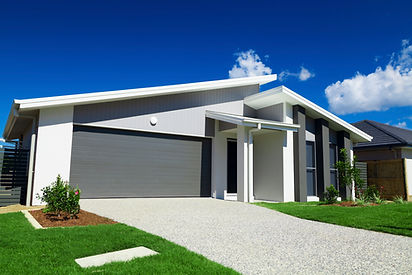 Modern Home Garage