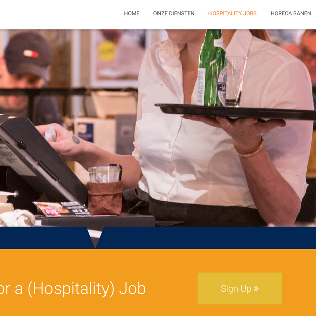 website Horeca Poule Venlo (copy)