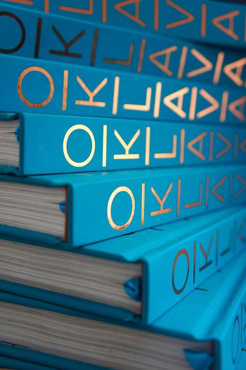 Oklava Cookbook (collection from Oklava Shoreditch)