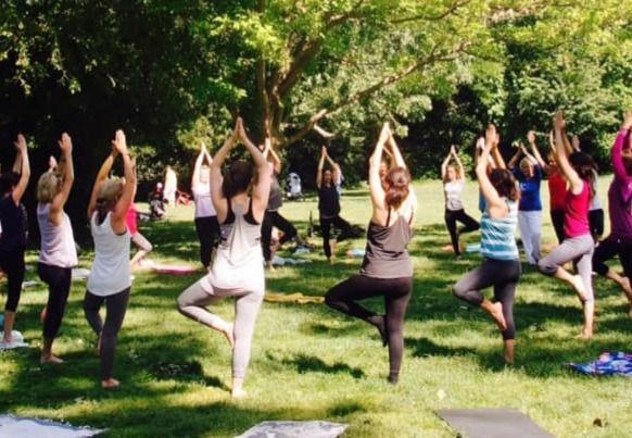 Yoga Pré & Postnatal plein air/ Mardi