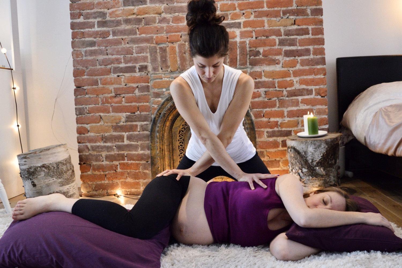 Massage Thaï pré-natal 90 min