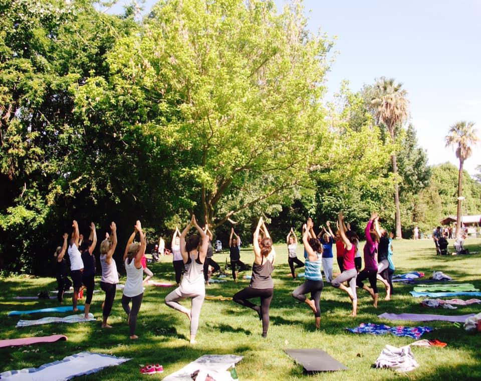 Yoga Pré & Postnatal plein air/ Lundi