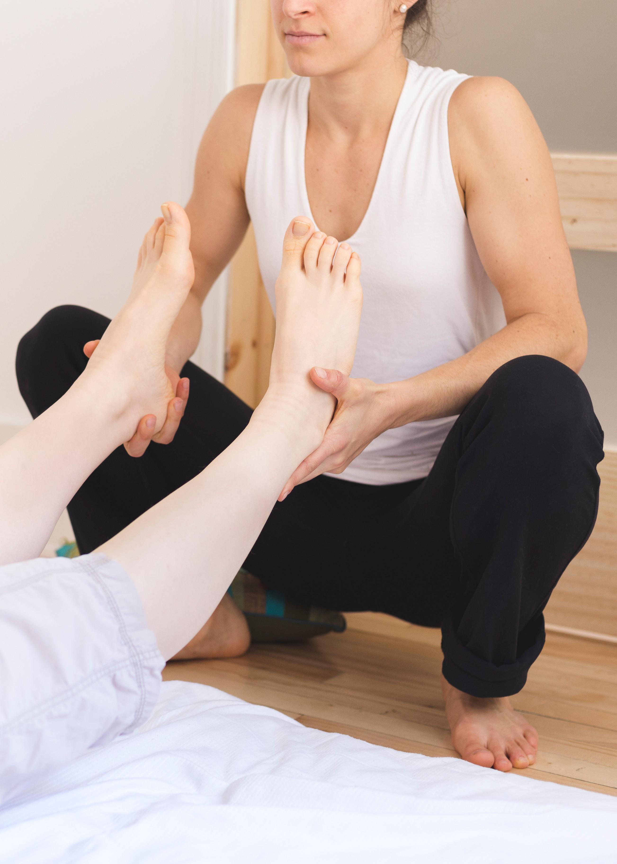 Massage Thaïlandais 60 min