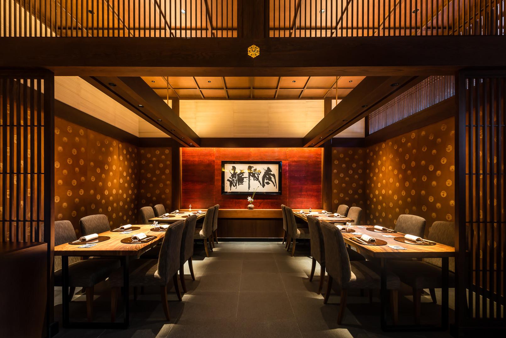 寿司割烹個室 ~16名様
