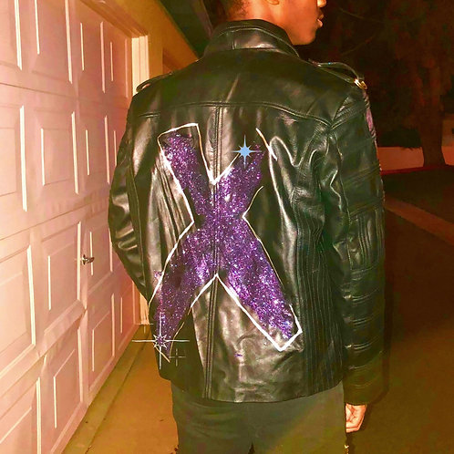 Man In The Mirror fashion unisex jacket