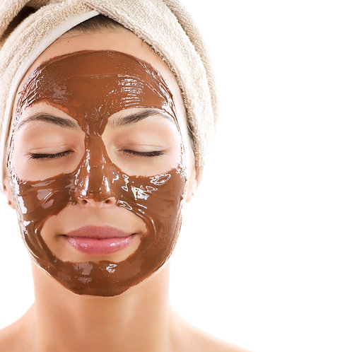 Glow Up Facial Mask (espresso coffee scented)