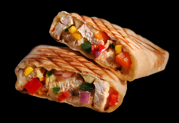 Pocket Wrap, Pocket Wraps, Vaughan's Wholesome Fast Food, Redhill, Spicy Chicken.jpg