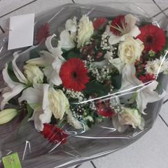 Bouquet gerbe