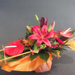 Bouquet rectangle