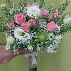 """Bouquet de mariée """"bohème"""""""
