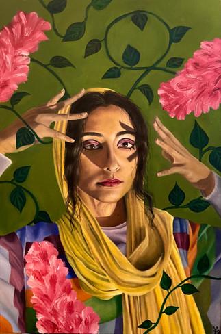 Persian Princess by Olivia Fernandez Geddes