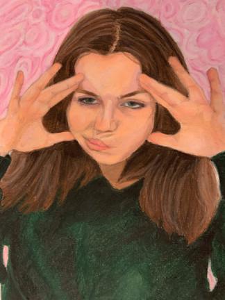 Introspective by Megan Sharon