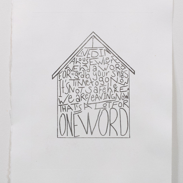 Untitled (a home)