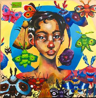 Thank you Very Moth by Kardin DeStefino