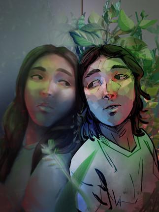 Strange Reflection by Emma Galbraith