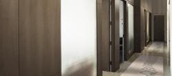 editing bays_hallway