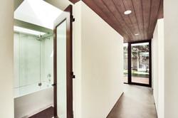 guest bath-hallway