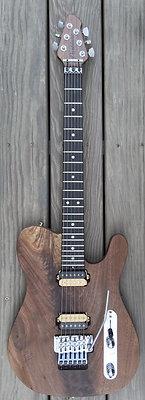 Parklane Guitars 3x3HH SolidbodySeries Rock Guitar!