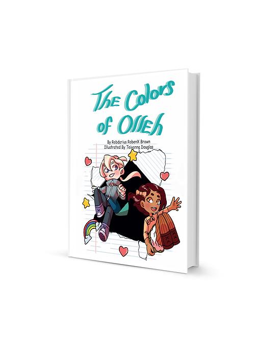 The Colors of Olleh by Robdarius RobenX Brown (ebook)