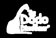 Dodo and Dinosaur logo white.png