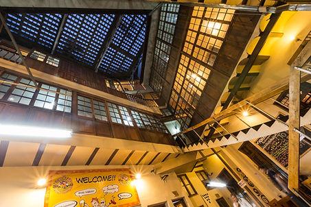 Old casona adventure Brew hostel