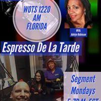 Weekly Segments On Espresso De La Tarde