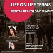 1st Annual Life On Life Terms Mental Health Day Summit