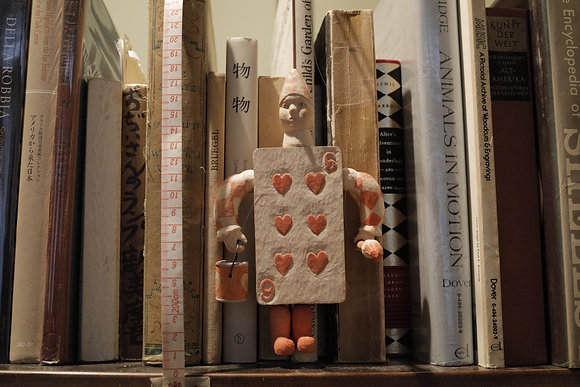 小さな操り人形 ハートの6