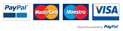 we accept debit/credit card payments