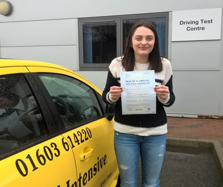 Elisabeth Flittner passed with 0 minor faults.