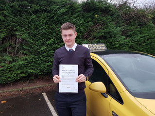 Thomas Bailey Passed